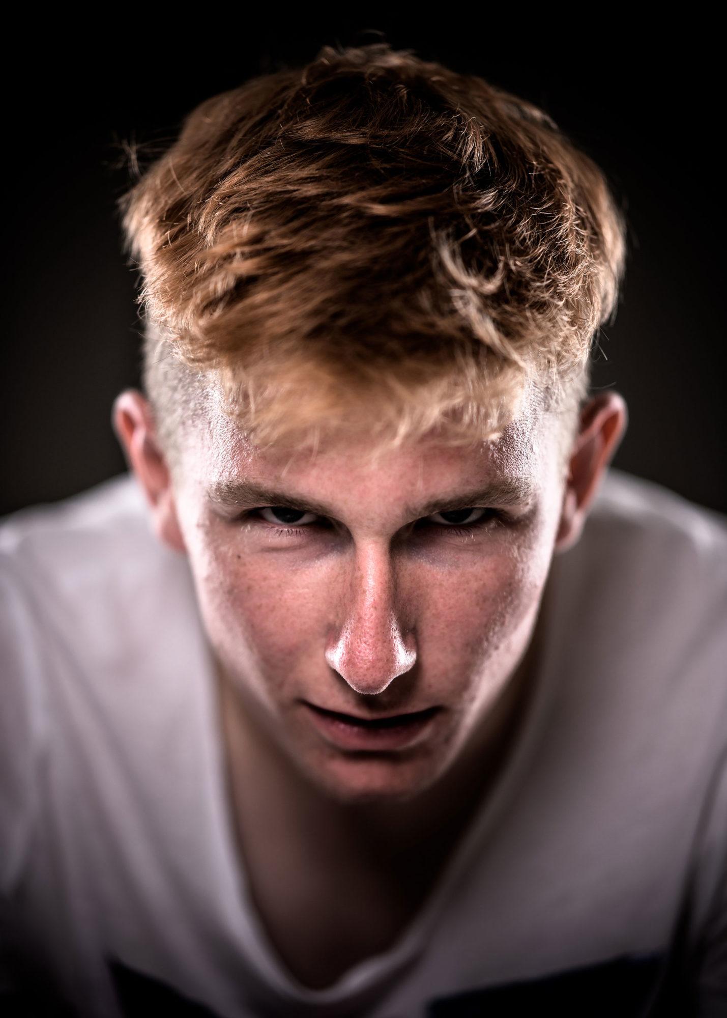 Nico Paufler, Portrait © Helge Prang