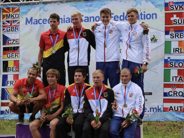 Nico Paufler Mannschafts Siegerehrung 2
